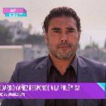 Eduardo Yáñez asegura en una entrevista que necesita ayuda de un profesional