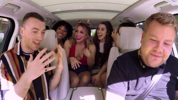 Emociona a Sam Smith música de Fifth Harmony