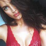 Irina Shayk aparece completamente desnuda desde su cama
