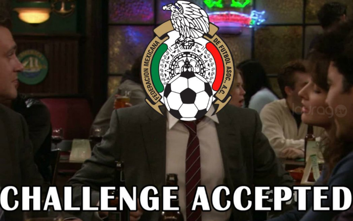 México, al grupo de la muerte contra Alemania y Suecia
