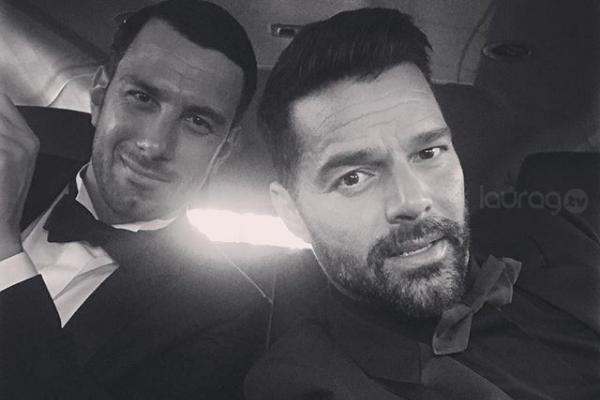 Ricky Martin ya está casado