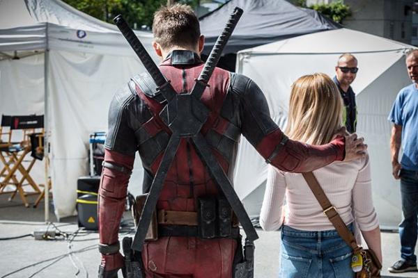 Ryan Reynolds muestra el lado más humano de Deadpool