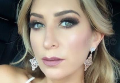 Geraldine Bazán posa semidesnuda en Instagram