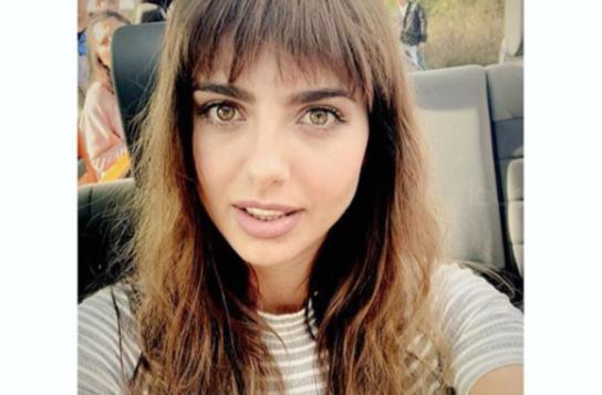 Bárbara Mori rompe Instagram con foto en un vestido traslúcido