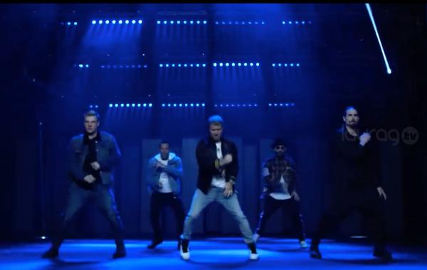 Backstreet Boys lanza nueva canción