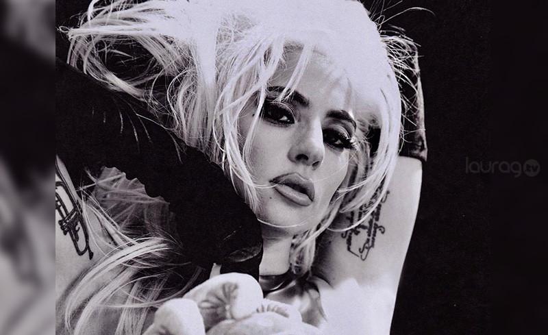Lady Gaga posó completamente desnuda y revolucionó las redes