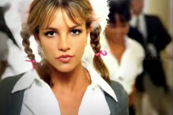 'Baby One More Time' de Britney Spears cumple hoy 20 años