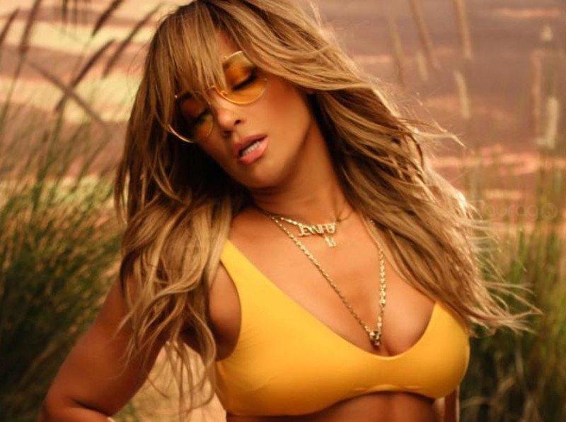 a777fcd2a49c El sexy desnudo que Jennifer Lopez compartió en su Instagram ...