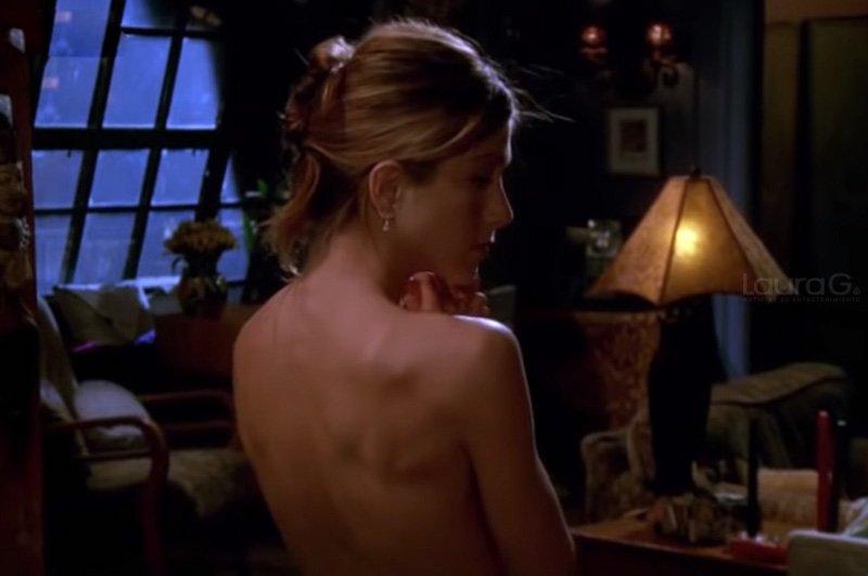 Subastarán foto de Jennifer Aniston desnuda para recaudar