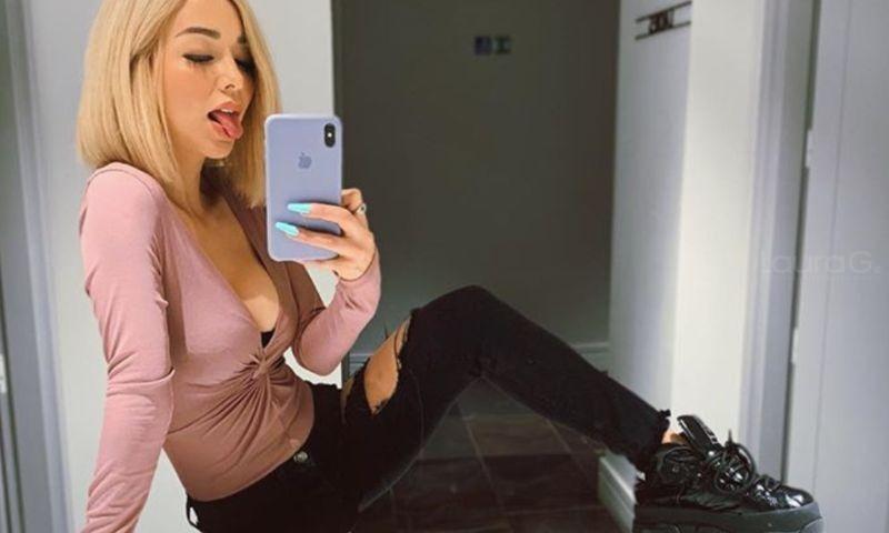 Caeli Comparte Fotos En Bikini Y Preocupa A Sus Fans Laura G