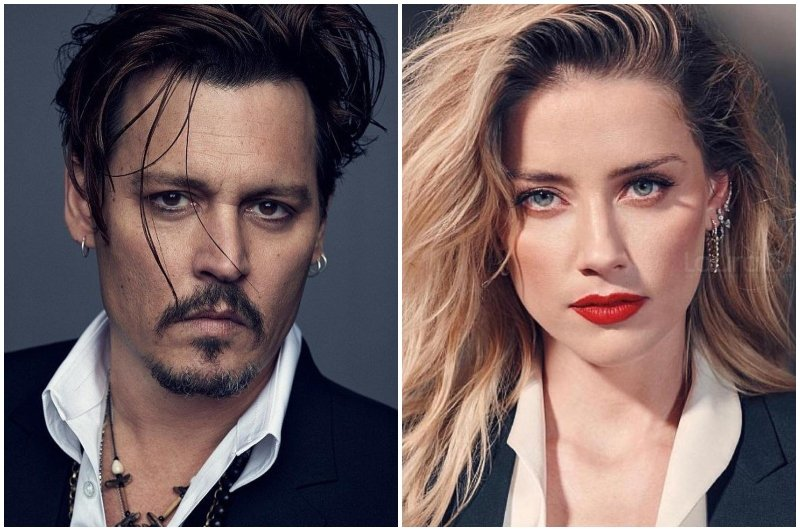 johnny y amber heard