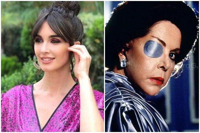 Revelan la primera foto de Paz Vega como Catalina Creel