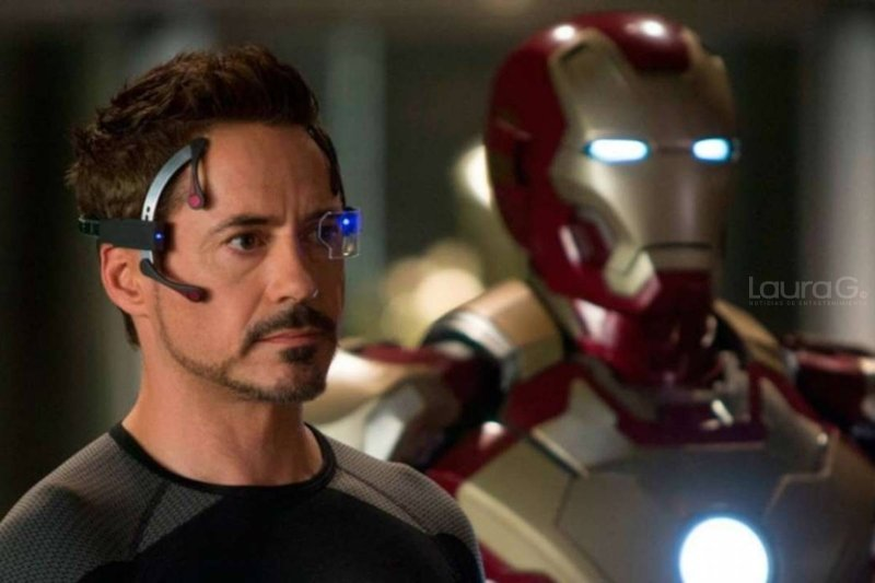 iron man tony stark robert downey jr iron heart