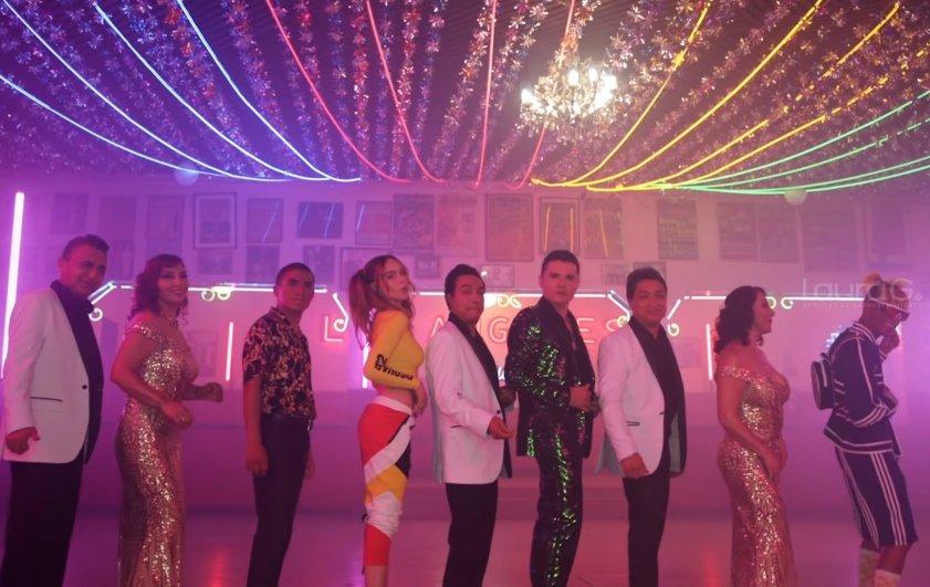 Belinda y Los Ángeles Azules estrenan video 'Amor a Primera Vista'