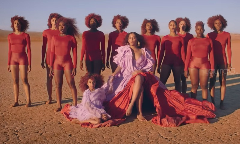 Beyoncé lanza 'Spirit', el videoclip homenaje a África que pondrá la banda sonora a 'El Rey León'