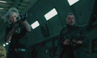 Arnold Schwarzenegger- Terminator: Dark Fate