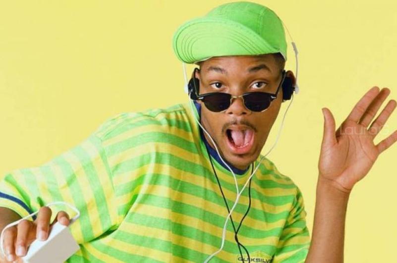 principe del rap prince of bel air