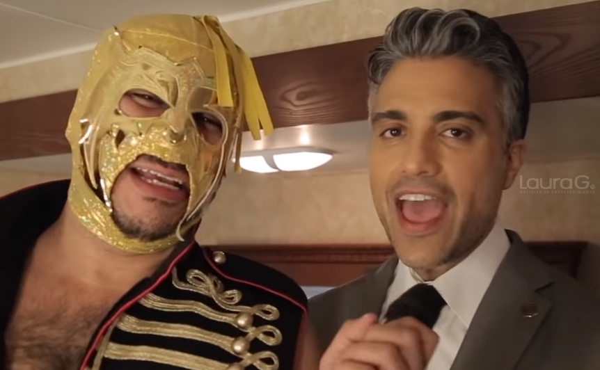 jaime camil y el escorpion dorado