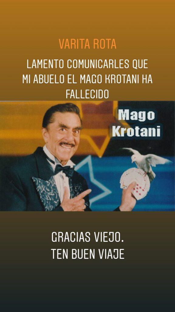 Mago Krotani