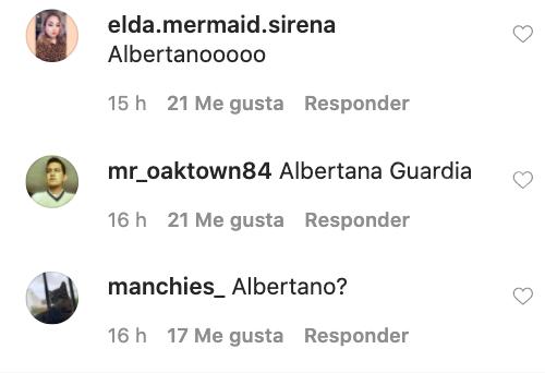 Maribel Guardia Albertano