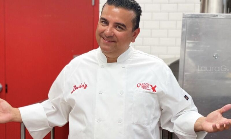 Buddy Valastro, de ''Cake Boss'', sufre terrible accidente en su brazo