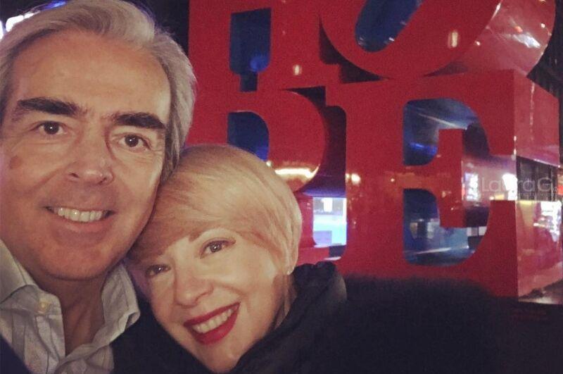 Viudo de Edith González presume a su nuevo amor